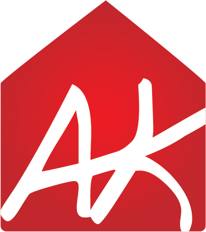 AK Roofing Logo